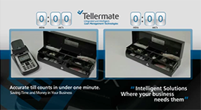 Tellermate Machine Video