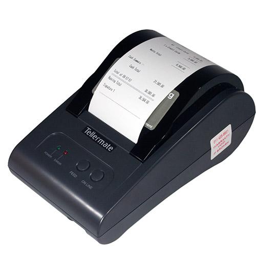 Tellermate Printer Home
